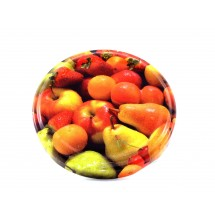 Jar Lids 10pcs 63mm – Fruits