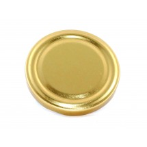 Jar Lids 10pcs 63mm – Gold