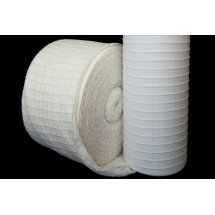 Meat Net 125mm with Rubber- Stocking 50mts