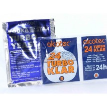 Alcotec Vodka Star + Turbo Klar