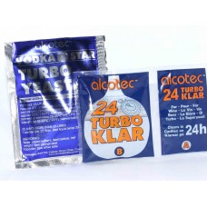 Alcotec Vodka Star + Turbo Klar 24h