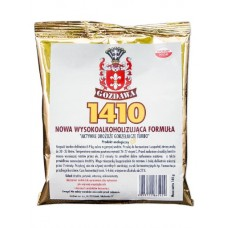 Turbo Yeast – 1410 for 9kg of sugar 140g