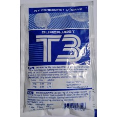 Turbo Yeast – T3 Super
