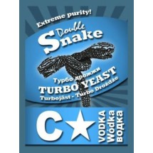 Double Snake -Turbo Yeast C Star 66g