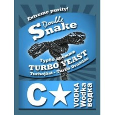 Double Snake -Turbo Yeast C Star