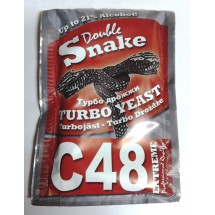 Double Snake - Distillers Yeast C48