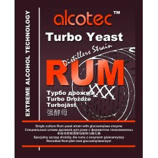 Alcotec Turbo Yeast - Rum