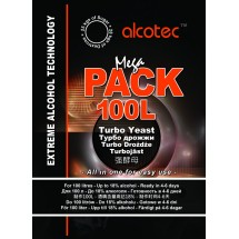 Alcotec Turbo Yeast - Mega Pack