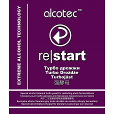 Alcotec Re-Fermentation Yeast RE START