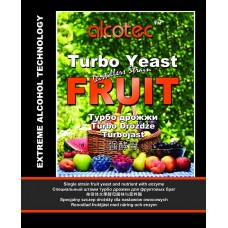 Alcotec Turbo Yeast - Fruit 60g
