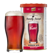 Coopers Brew Kit - Amber Ale