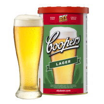 Coopers Brew Kit - Lager