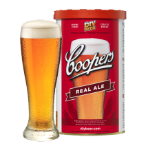 Coopers Brew Kit - Real Ale