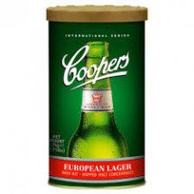 Coopers Brew Kit - European Lager