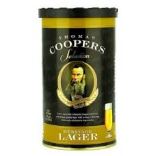 Coopers Brew Kit Heritage Lager