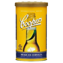 Coopers Brew Kit - Mexican Cerveza