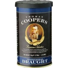Coopers Brew Kit - Traditional Draught