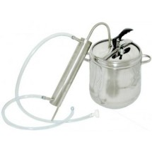 Alcohol Distiller - Distiller and pressure cooker 12L