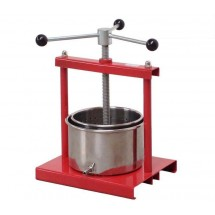 Fruit Press 3,5L - aluminium/stainless