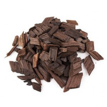 Oak Chips - American High Toasted 1kg