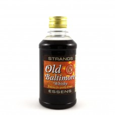 Alcohol Essence Strands 250ml for 7.5L - Old Baltimore Whisky